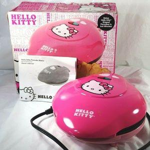 Hello Kitty Pancake Maker Pink Non-Stick in Box